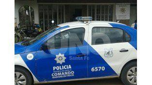 Comisaría 26 de barrio Nueva Pompeya.