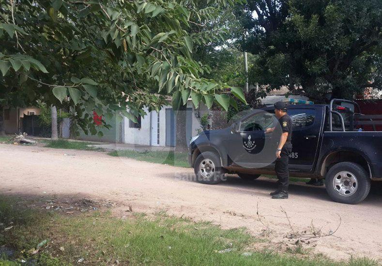 Búsqueda. La autoridades andan tras las huellas de los asesinos del adolescente Alcides Arce.