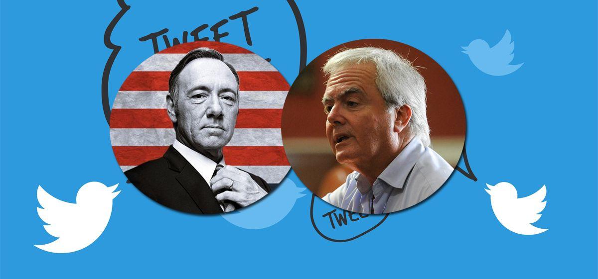 El mundo Twitter habla de la respuesta de House of Cards a Federico Pinedo, el ex Presidente de la Nación