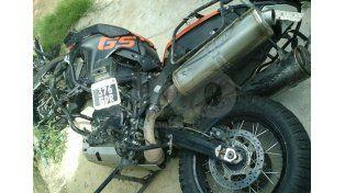 Colonia Macías: murió un motociclista en un triple choque