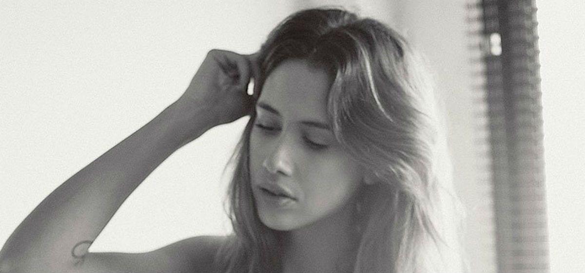 Las fotos de la modelo argentina que cautivó a Mick Jagger