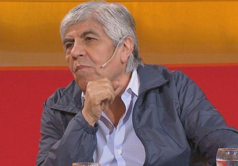 Para nosotros la inflación es del 32 por ciento, dijo el líder de la CGT Hugo Moyano