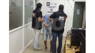 El joven de 28 años detenido por el homicidio de Rodríguez el pasado sábado en barrio San Lorenzo.