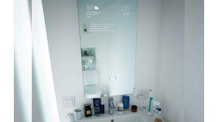 El espejo inteligente