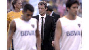 Arruabarrena en estas horas podría dejar de ser el entrenador de Boca