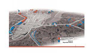 Buscan especificar y delimitar los reservorios de la ciudad