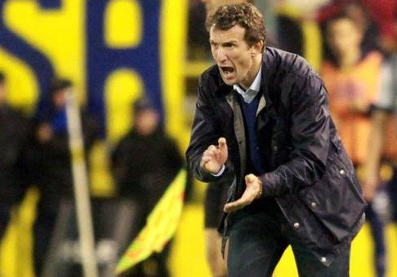 Arruabarrena se la juega a morir ante Atlético Tucumán
