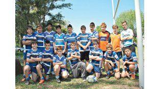 Querandí Rugby Club: un semillero que crece