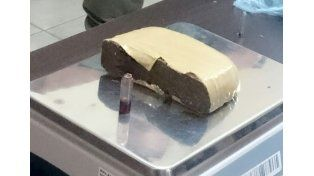 Incuataron más de 3 kilos de cocaína y 240 gramos de marihuana