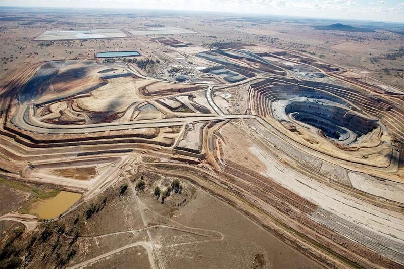 Macri eliminó las retenciones a las exportaciones mineras