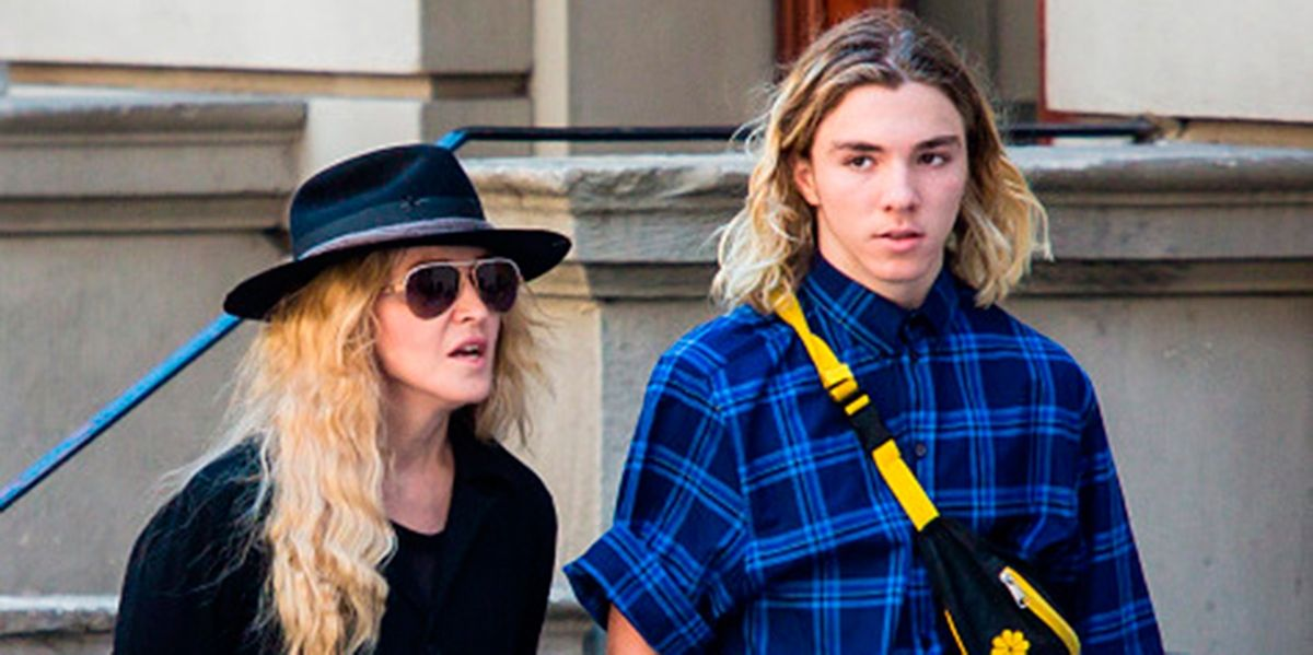 Madonna contrató detectives privados para vigilar a su hijo