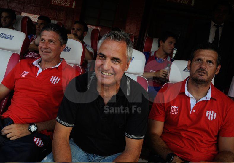 El plantel viajará a Tucumán el martes por la noche. El cotejo ante Atlético irá el jueves 21.15.  Foto: Juan Baialardo / Diario UNO Santa Fe