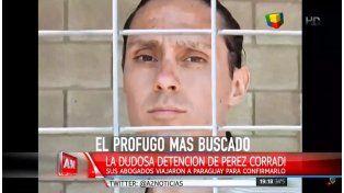 Dudas sobre la presunta detención de Ibar Pérez Corradi