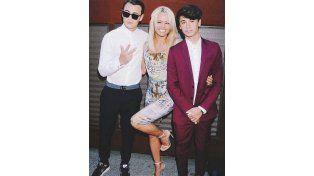 ¡Conocé al hijo modelo de Pamela Anderson!