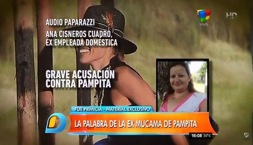 La fuerte declaración de una ex empleada en contra de Pampita