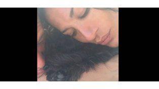 Silvina Escudero confirmó que está de novia con una foto en la red Instagram