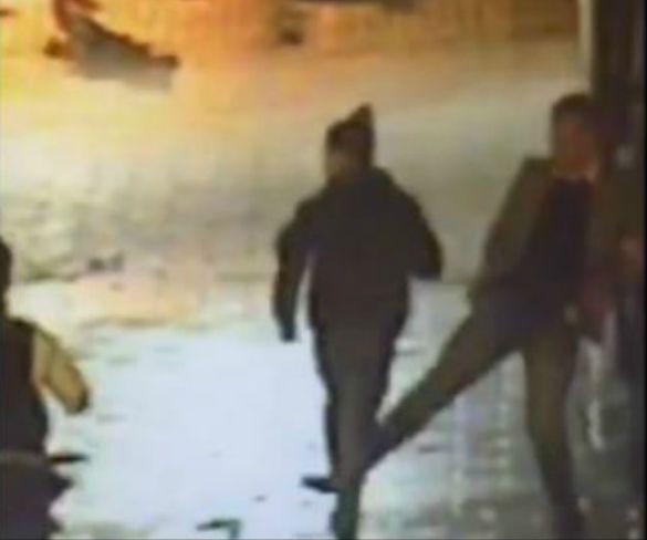 Una oportuna zancadilla permitió que la policía detuviera a un dealer en Kingston.