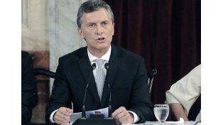 Macri anunciará en San Juan la eliminación total de las retenciones a las exportaciones mineras