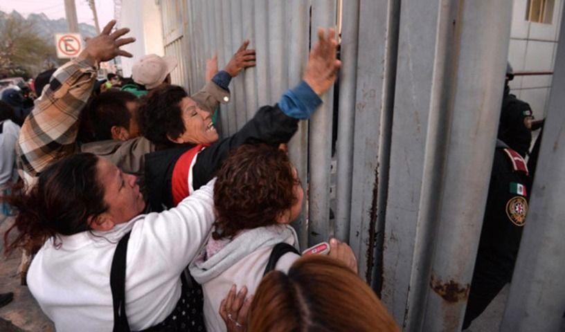 52 muertos y 12 heridos en un motín y un incendio en una cárcel de México