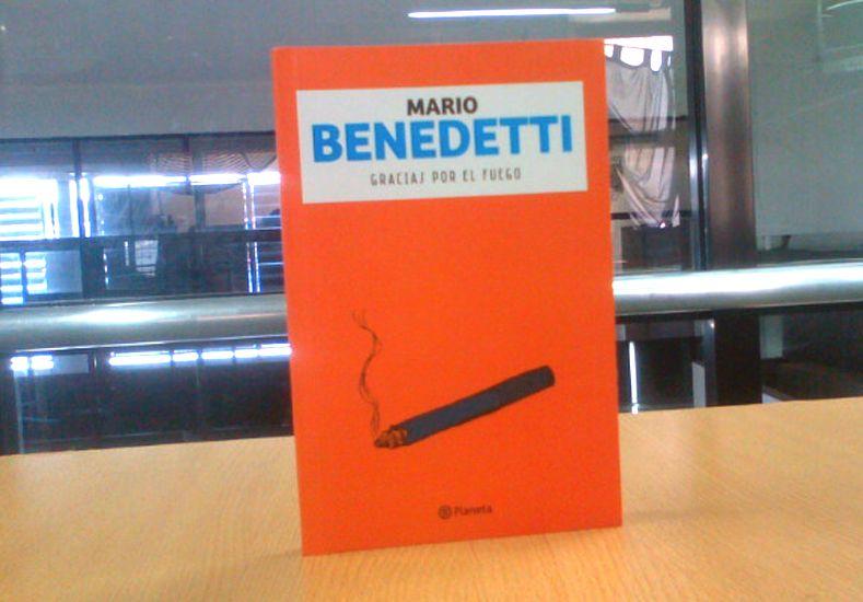 Este viernes llevate la entrega 2 de Mario Benedetti