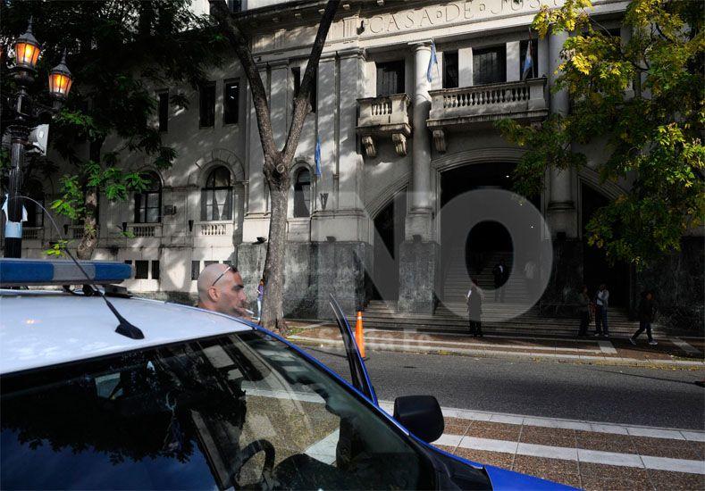Concluida. La condena se dio en un juicio abreviado que fue acordado por la fiscalía y la defensa / Foto: Juan Manuel Baialardo - Uno Santa Fe