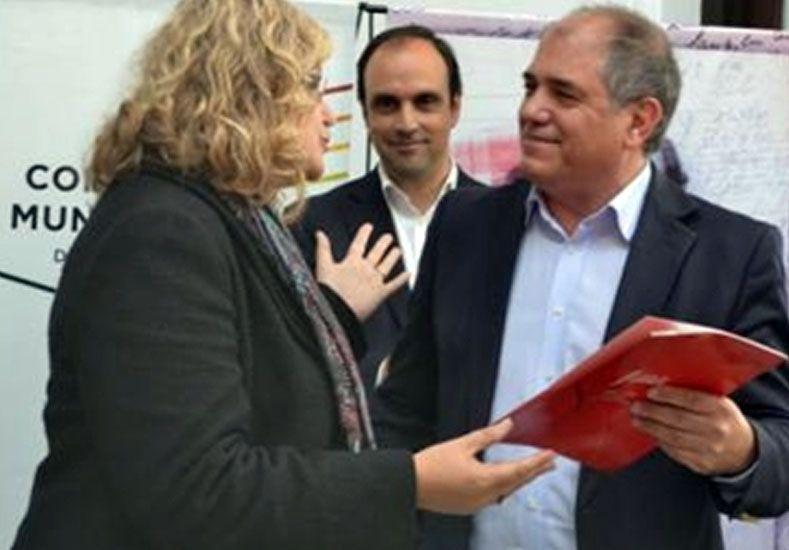 Simoniello se reunirá con la Ministra de Educación Claudia Balagué