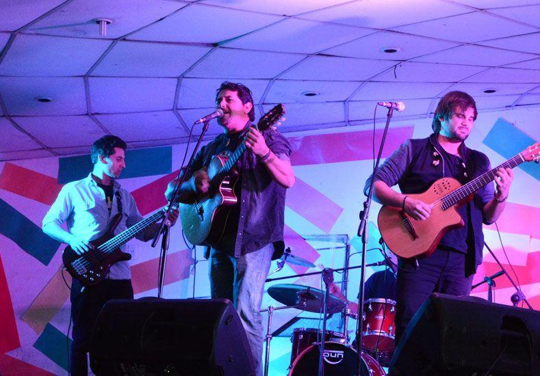 Qunqay. El grupo mostrará sus sonidos en la apertura del ciclo. Foto Gentileza María Inés Escobar