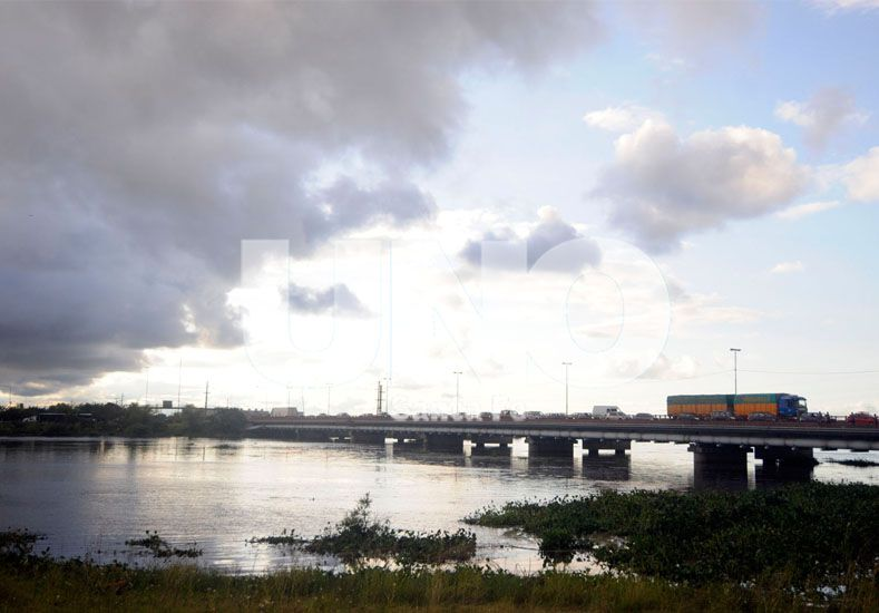 Pronóstico. Para el Instituto Nacional del Agua el próximo sábado el río llegaría a los 6