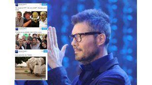 Los seis tuits de Marcelo Tinelli que hacen furor en las redes