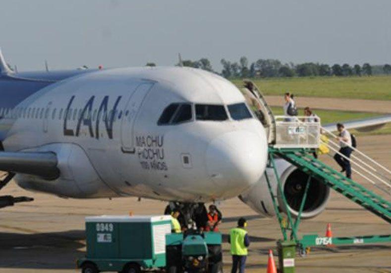 Rosario: LAN se alista para operar vuelos internacionales desde el aeropuerto de Fisherton
