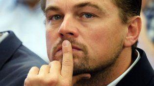 Fans de DiCaprio, a festejar al Obelisco