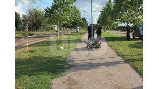 Peritajes. Fueron realizados por policías que investigan el ataque a tiros que dejó al borde de la muerte a Franco Schneider.