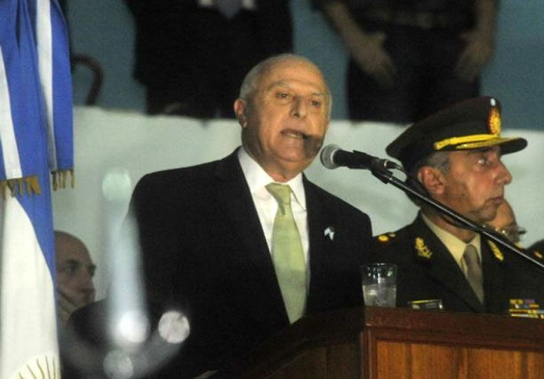 """Al igual que Macri, Lifschitz pide un Estado sin ñoquis"