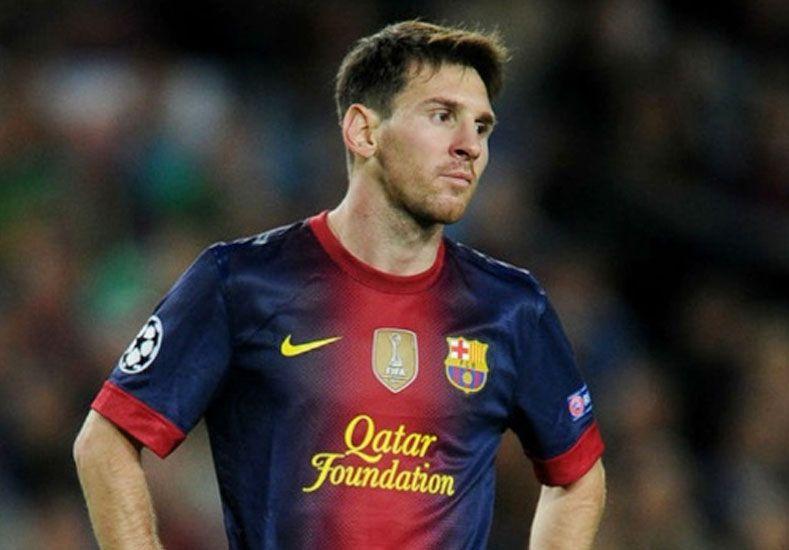 Los estudios secretos de Messi