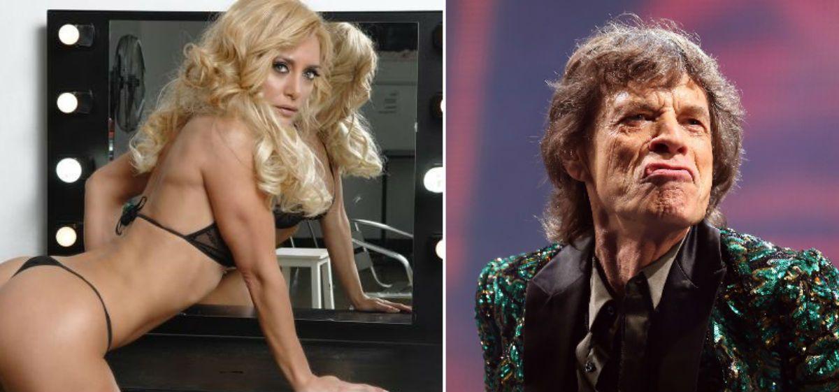 El acercamiento de Andrea Ghidone con los Rolling Stones