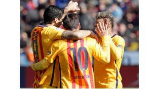 Barcelona volvió a ganar y extendió el invicto a 28 partidos