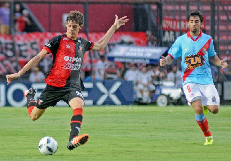 """Germán Conti: """"Quiero disfrutar de jugar en Colón"""""""