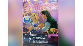 Este martes pedí opcional la revista Disney Princesas