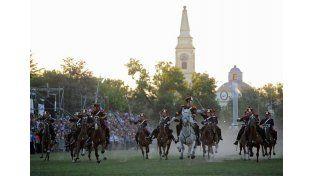 San Lorenzo recibe a Macri para celebrar el 203º aniversario del Combate
