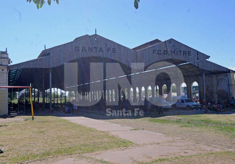 Identificaron a la mujer asesinada y violada en la estación del ex ferrocarril Mitre de Santa Fe
