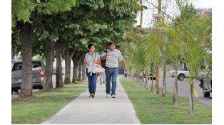 Paseo Ricardo Balbín: se pone en valor el recorrido entre el Puerto y la Terminal