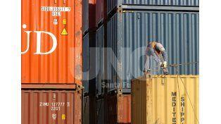En picada. Las ventas al Brasil vienen disminuyendo sus niveles desde 2012. En tres años los montos exportados cayeron a la mitad. Foto: Juan Manuel Baialardo / Diario UNO Santa Fe