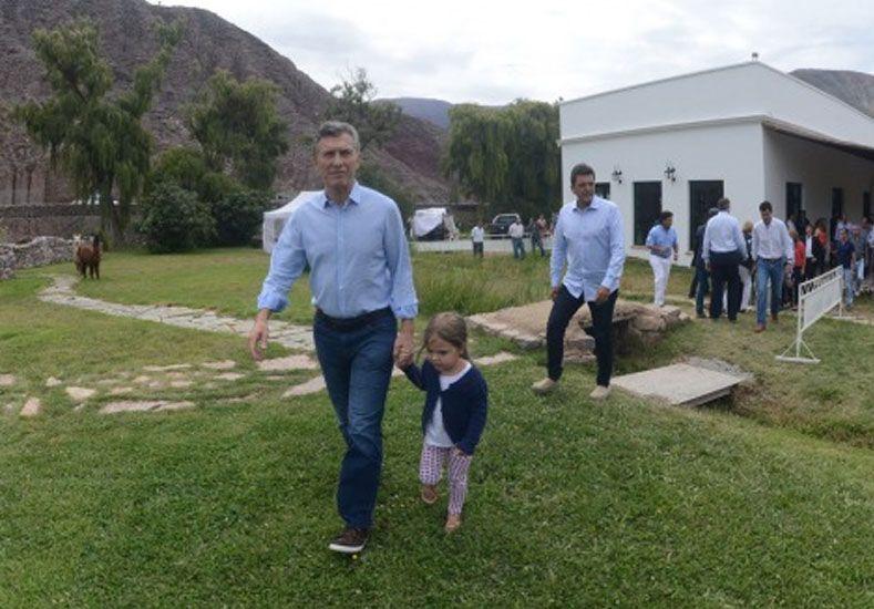 Mauricio Macri, sobre las paritarias: Les pido a todos que haya prudencia