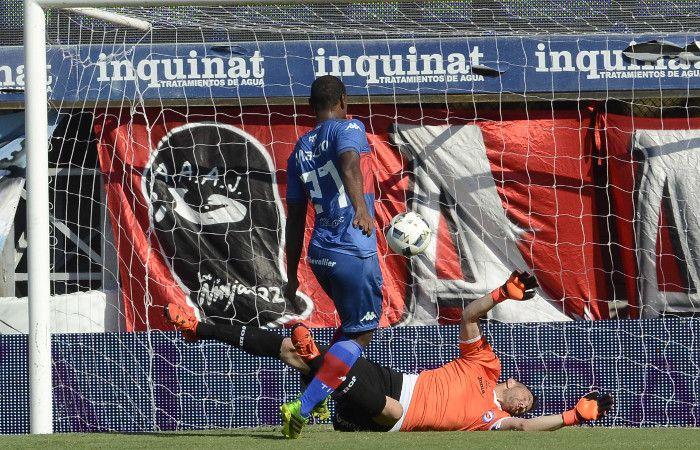 Tigre le ganaba bien a Argentinos Juniors, pero se quedó y le empataron 1-1
