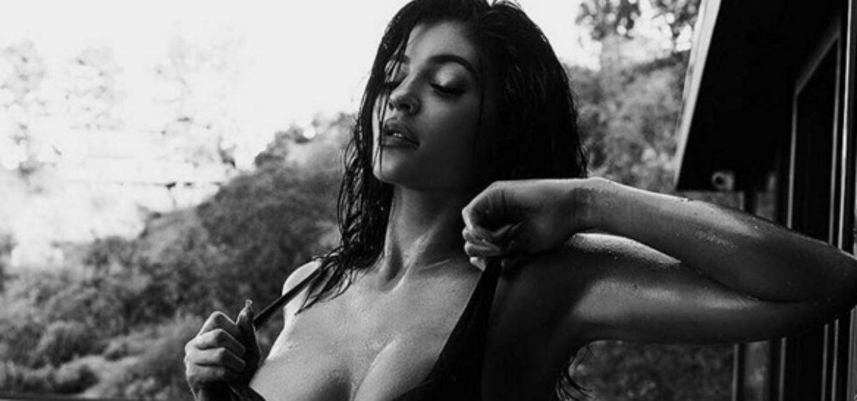 Mirá la foto con la que la hermana de Kim Kardashian festejó sus ¡50 millones! de seguidores