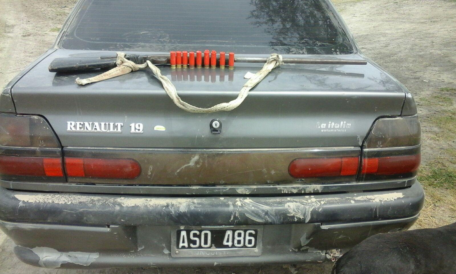 Decomisaron dos mil sábalos, 11 redes de pesca, 12 escopetas y cientos de cartuchos