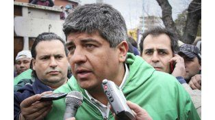 Referente. Pablo Moyano