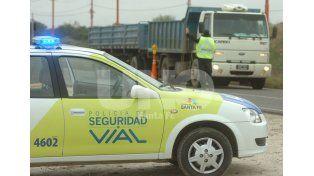 Intensas. Las acciones apuntan a sancionar las conductas que más inciden en la siniestralidad vial. UNO de Santa Fe/Manuel Testi