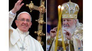 Histórico: el papa Francisco se reunirá con el patriarca ruso Kiril en Cuba