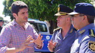 El secretario de Seguridad provincial opinó sobre la chance de someter a rinoscopía a los uniformados.